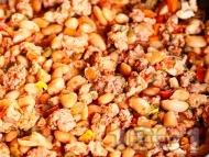 Чили с пуешко месо
